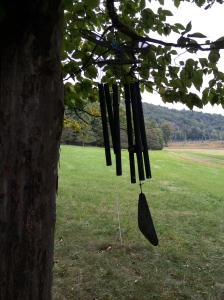 Wind Chimes by the Poustinia
