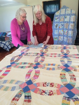 Memory Quilt Workshop